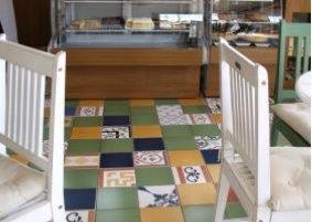 Azulejos decorativos patchwork