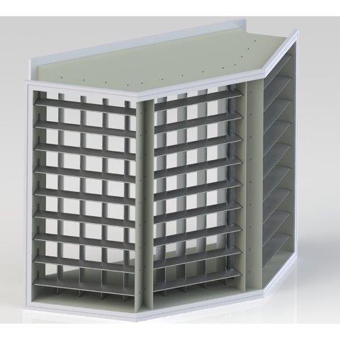 Caixa de ventilação preço