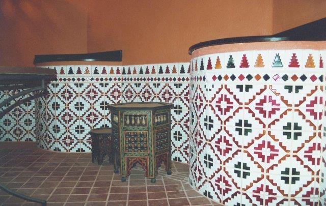 Cerâmica rustica para piso