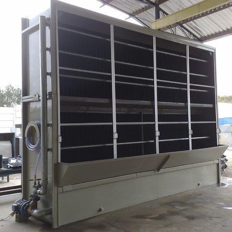 Climatizador de ar evaporativo industrial