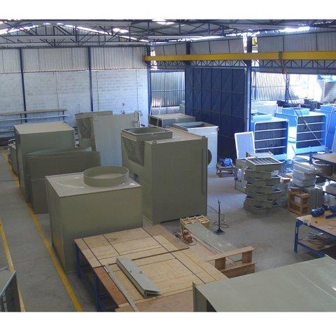 Empresas de ventilação industrial