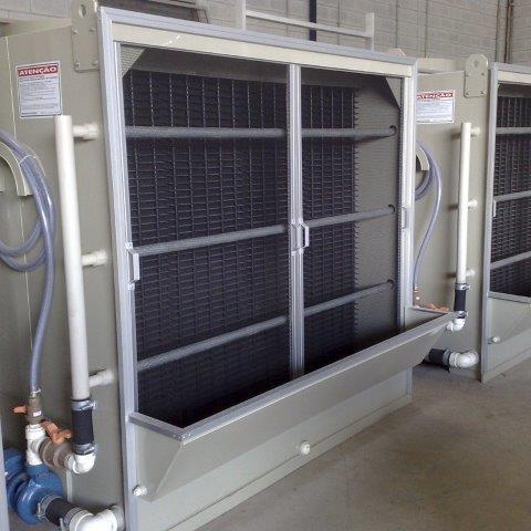 Fábrica de climatizadores