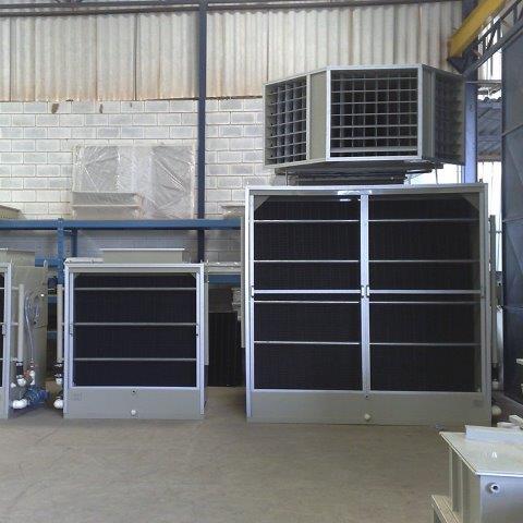 Fabricante de climatizadores industriais