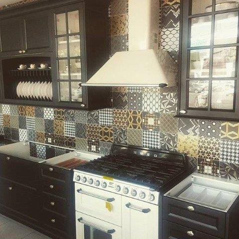 Kit azulejo patchwork
