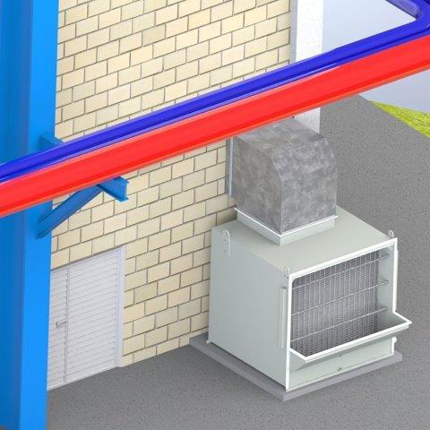 Sistema de climatização