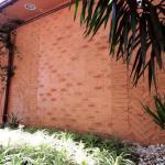 Cerâmica rustica para fachada