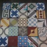 Ladrilho patchwork
