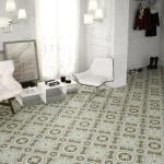 Cerâmica estilo hidráulico