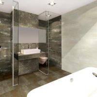 Revestimentos especiais para banheiro