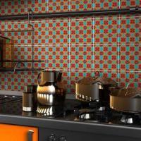 Revestimentos especiais para cozinha